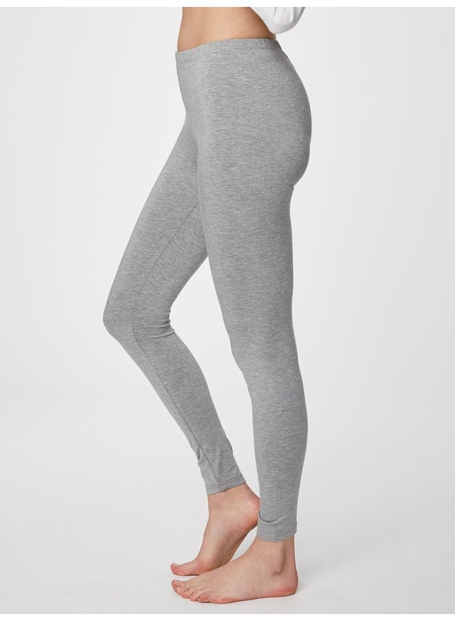 Thought Bamboo Leggings  - GreyMarl
