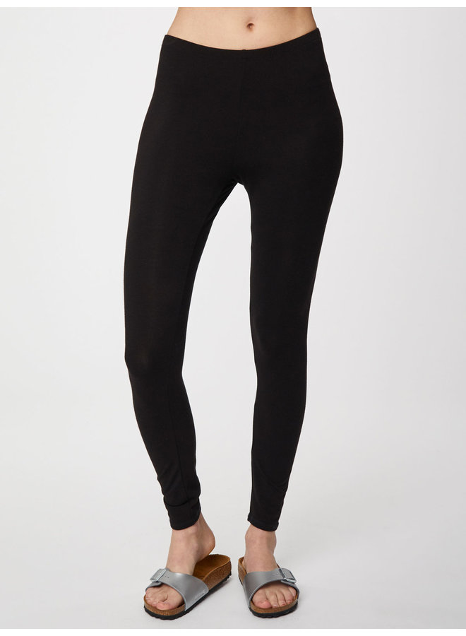 Thought Bamboo Leggings - Black
