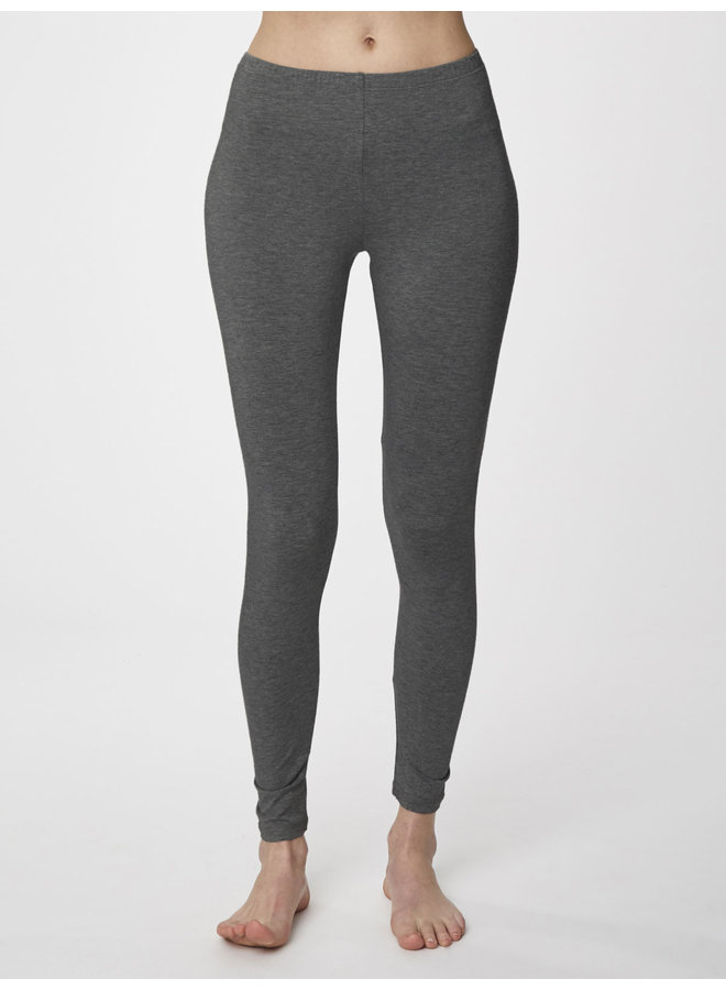 Thought Bamboo Leggings -Pewter