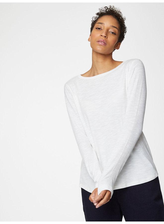 Fairtrade Organic Cotton Top - White
