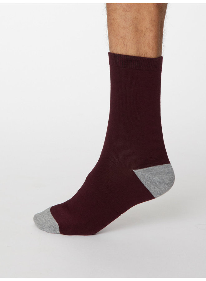 Thought Solid Socks