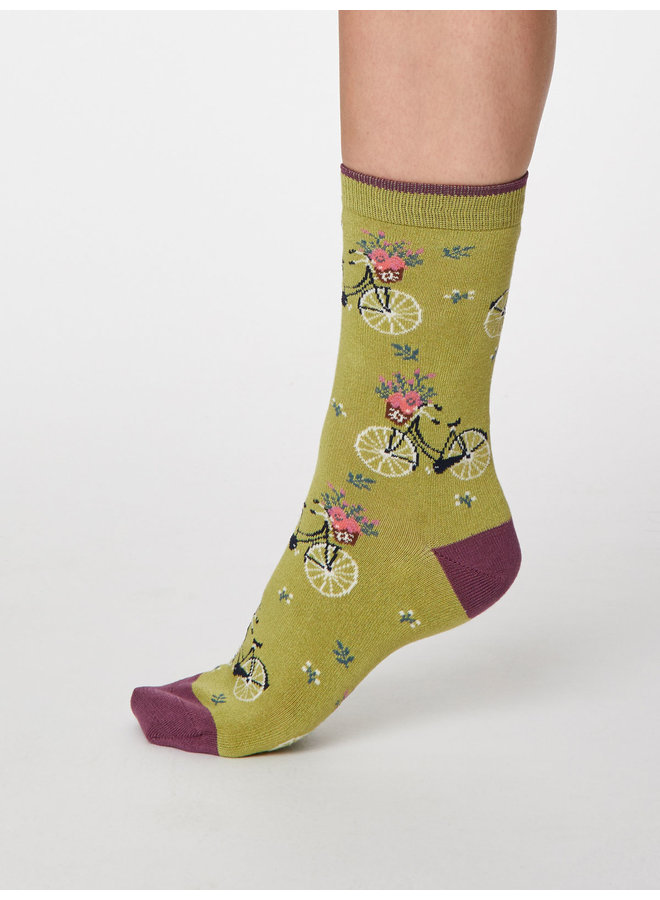 Thought Biciclet Socks