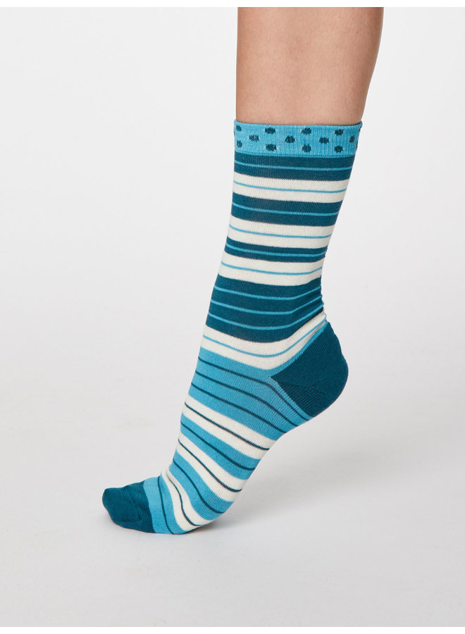 Thought Addie Stripe Sock