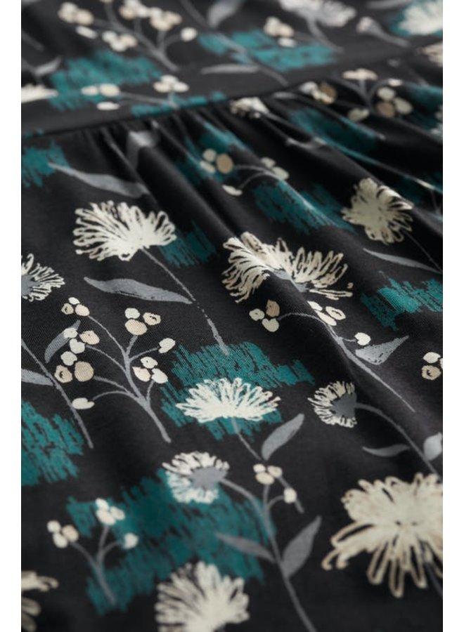 Seasalt Sandhills Dress in Sketch Black