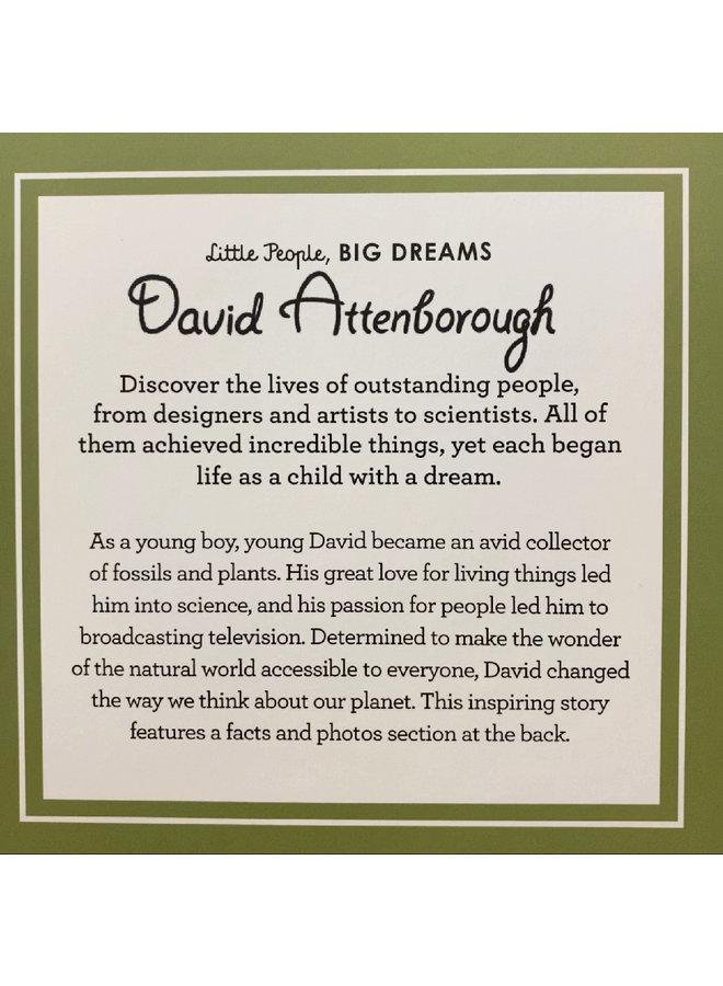 Little People Big Dreams: David Attenborough