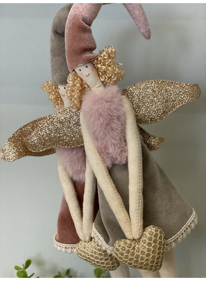Fabric Pixie Fairy
