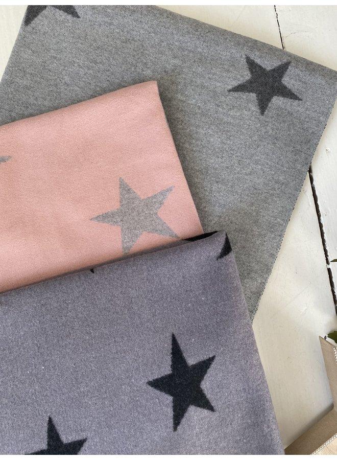 Soft Star Shawl