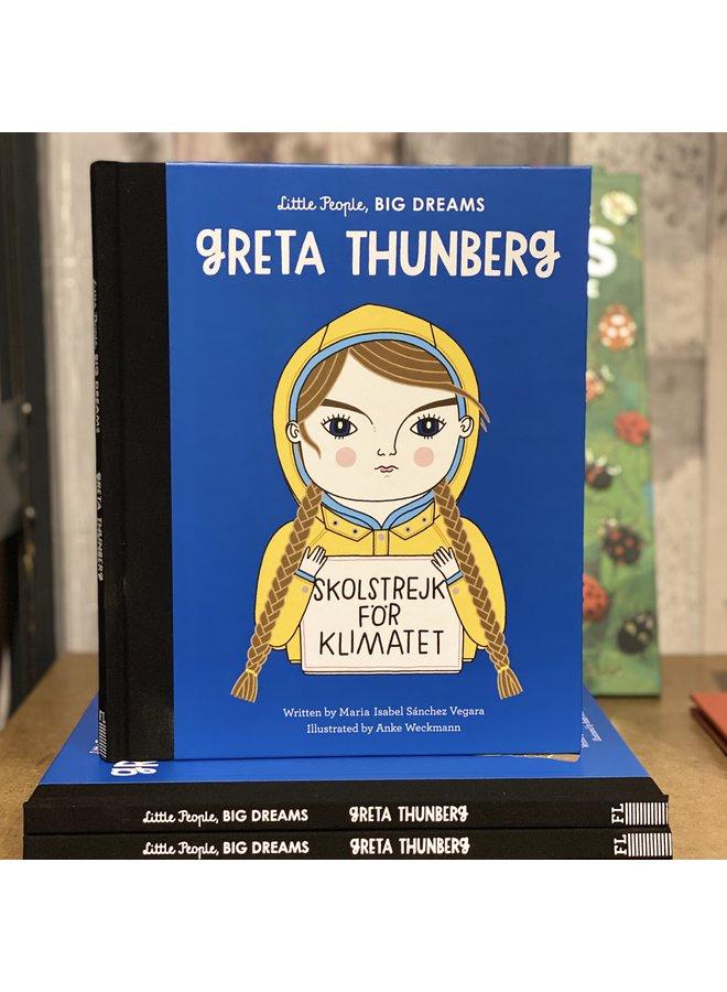 Little People Big Dreams: Greta Thumb
