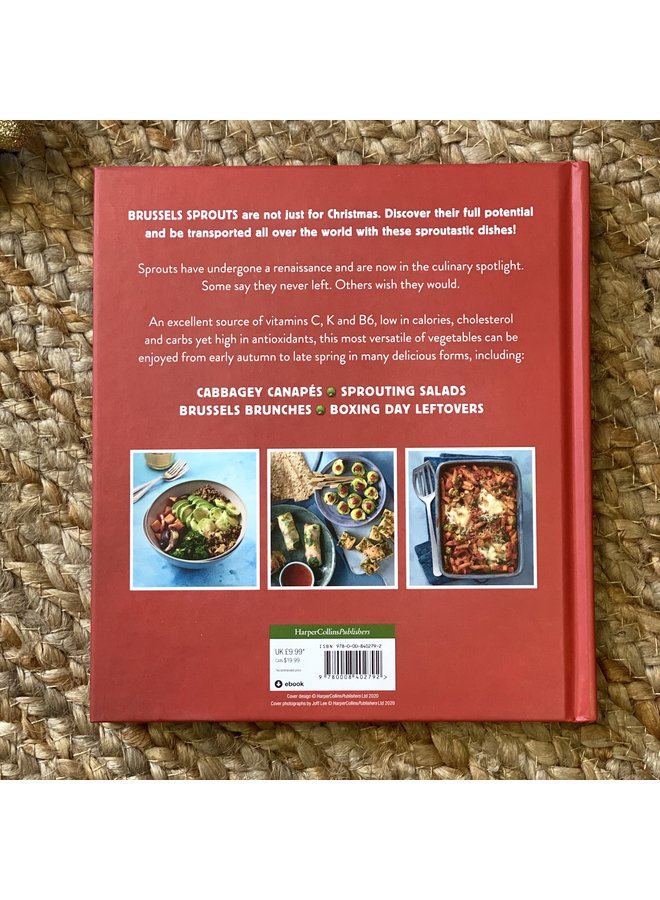 BS Brussels Sprout Cookbook