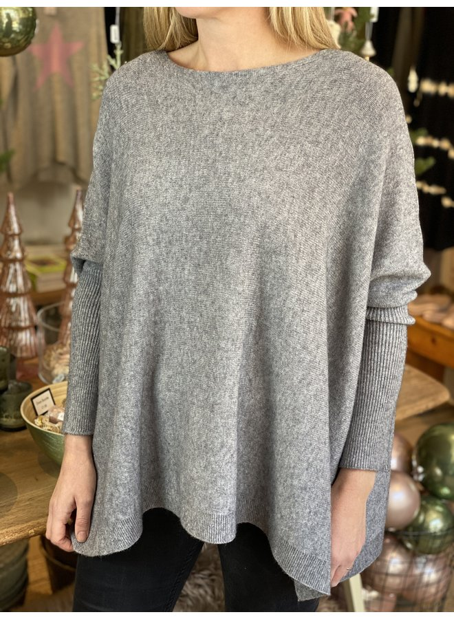 One Size Batwing Jumper