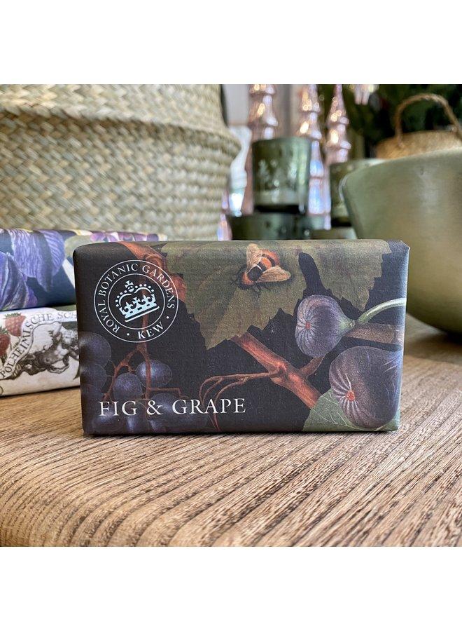 Kew Gardens Fig & Grape Shea Butter Soap