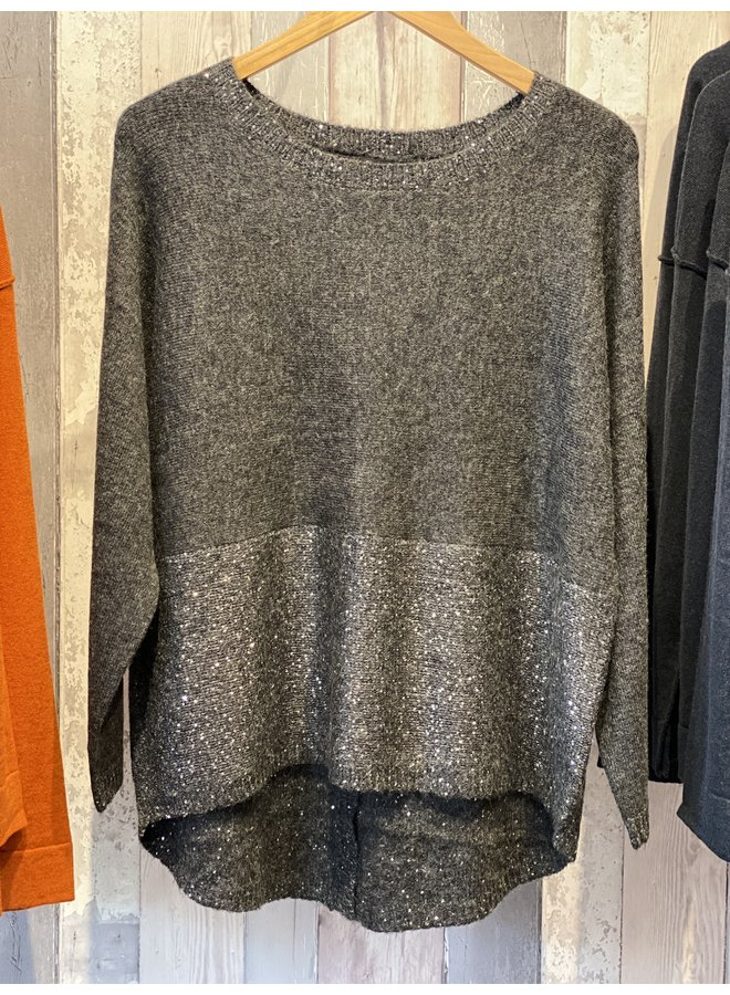 One Size Bow Jumper