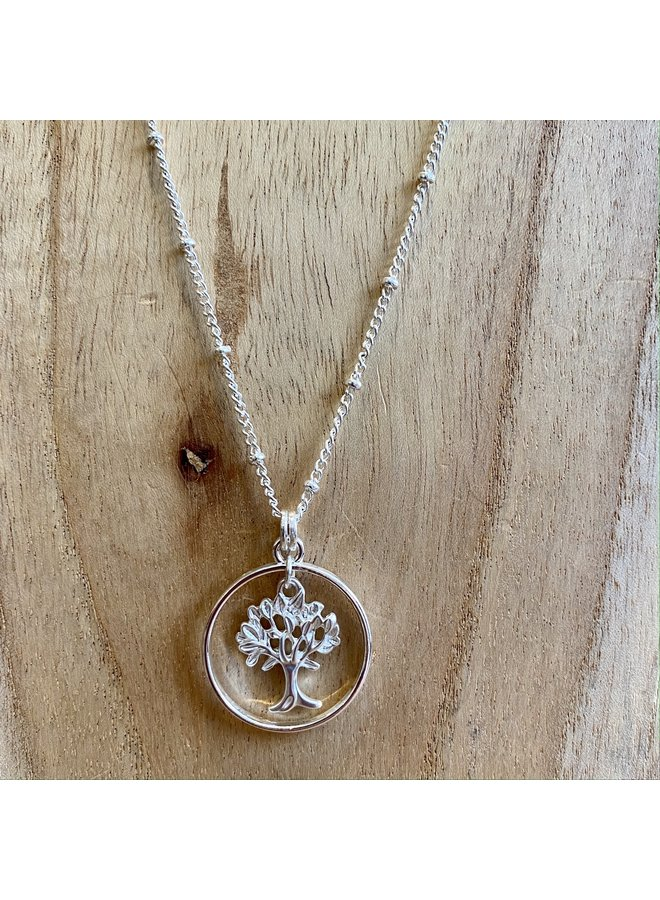 Grace Tree of Life Necklace