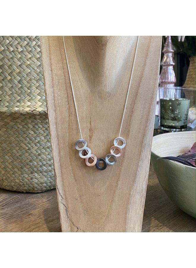 Multi Tone Necklace