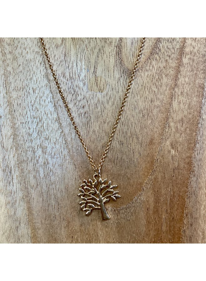 Mulberry Tree Necklace