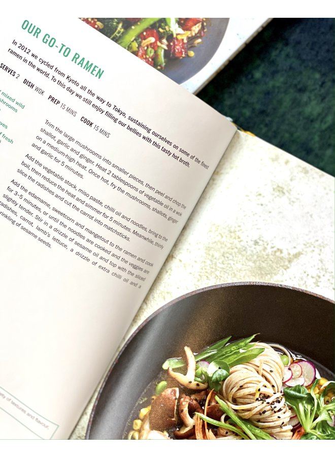 One Pot Vegan by Roxy Pope and Ben Pook