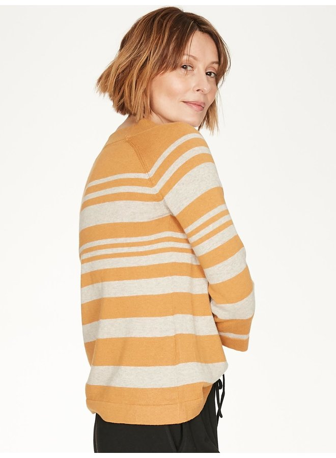 Thought Sail La Vie Jumper in  Amber