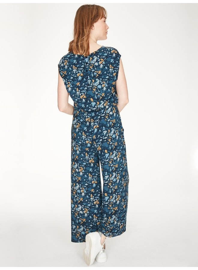 Thought Atkins Jumpsuit in Majolica Blue