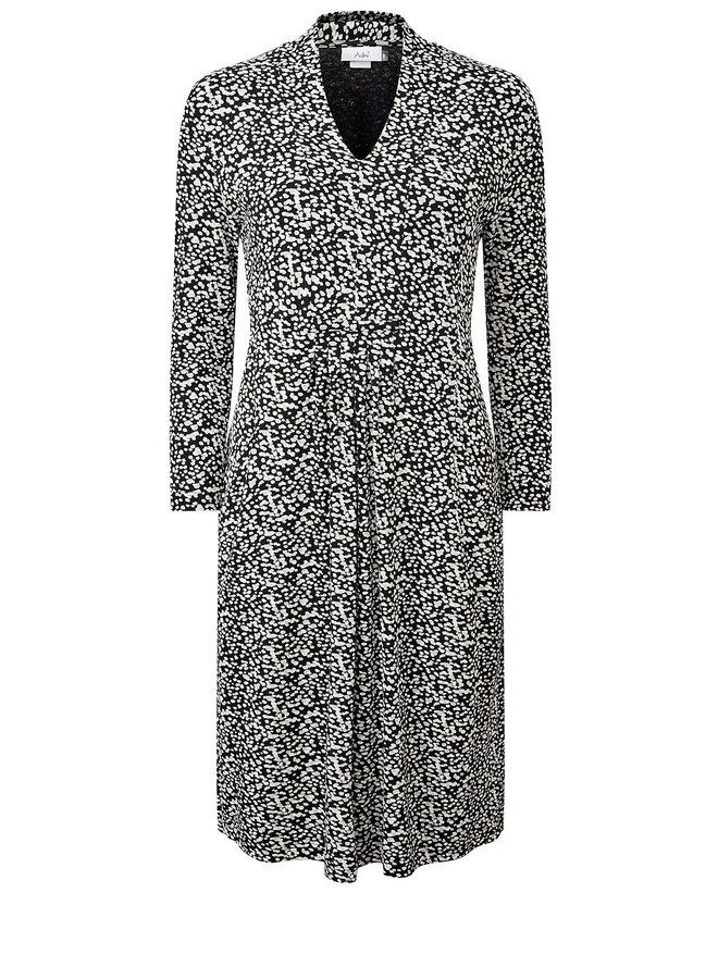Adini Nicole Dress in Scatter Spot Print