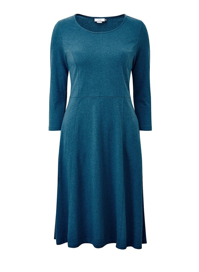 Adini Josie Dress in Teal