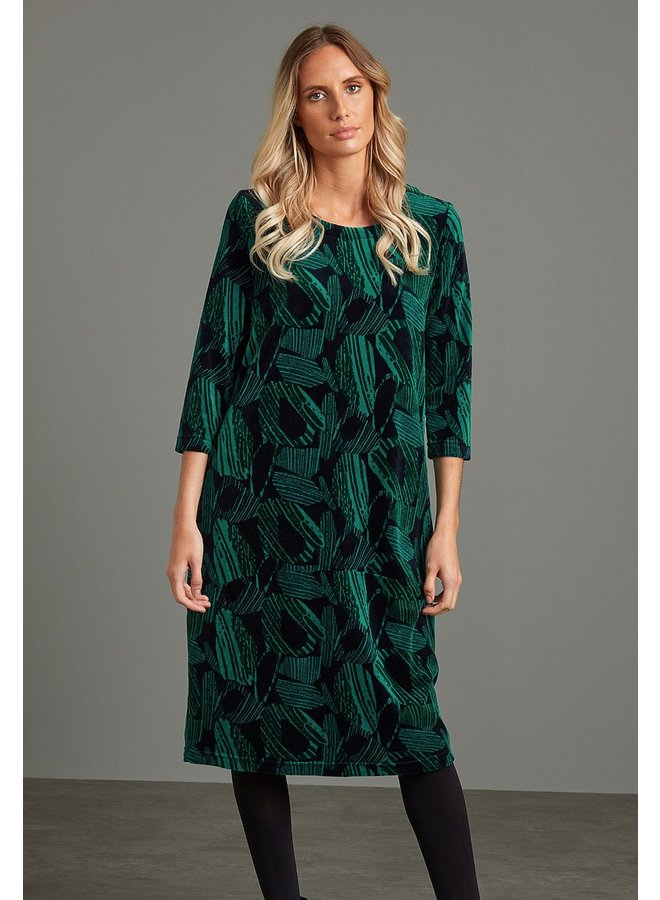 Adini Elodie Dress in Ophelia Print