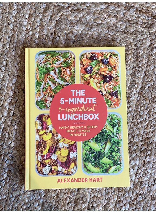 5 Minute 5 Ingredient Lunchbox