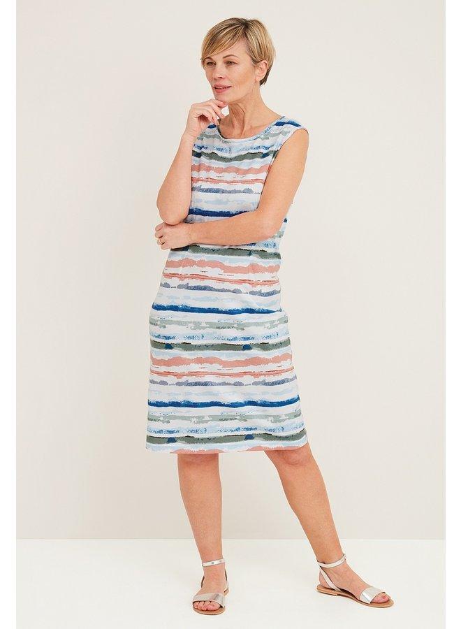 Adini Tide Stripe Dress