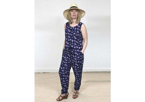 JABA Jaba Ellie Trousers in Cornflower
