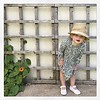 JABA JabaKids Rosie Dress in Buti Print