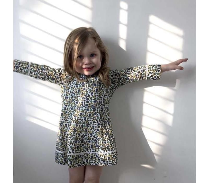 JabaKids Rosie Dress in Buti Print