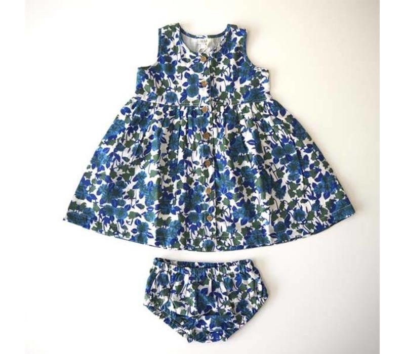 JabaKids Isabella Dress in Blue