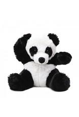 Pelucho Lavendel warmteknuffel panda