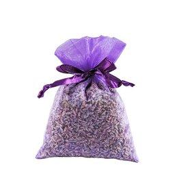 Beaux Yeux Geurzakje Lavendel 20g - organza (1 stuk)