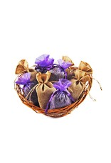 Beaux Yeux Geurzakje Lavendel 20g - jute (3 stuks)