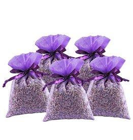 Beaux Yeux Geurzakje Lavendel 20g - organza (5 stuks)