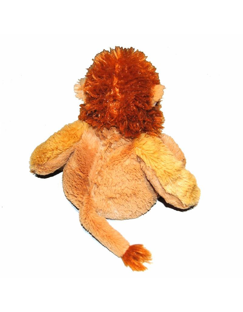 Pelucho Lavendel warmteknuffel leeuw