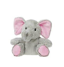 Pelucho Lavendel warmteknuffel Babyolifantje