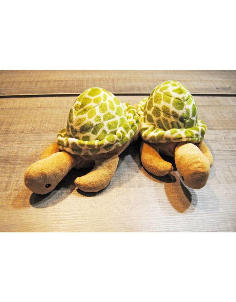 Pelucho Lavendel warmteknuffel schildpad
