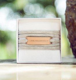 LIEBLINGSMENSCH - rosegolden