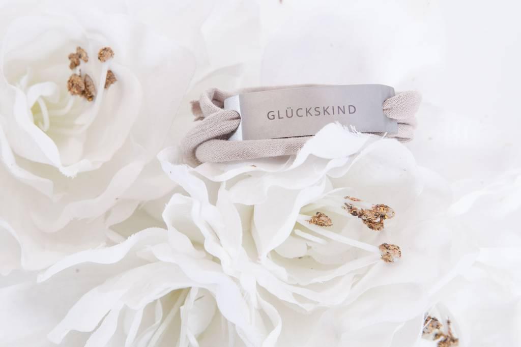 GLÜCKSKIND - silver