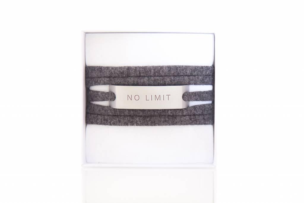 NO LIMIT - silber