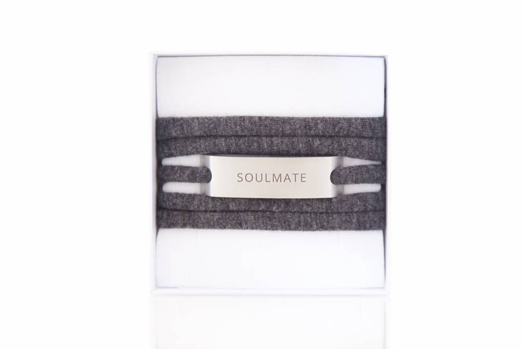 SOULMATE - silber