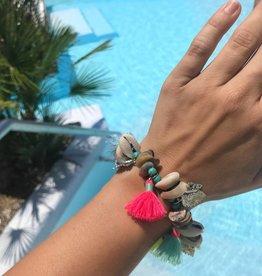 """INDIAN SUMMER"" Armband"