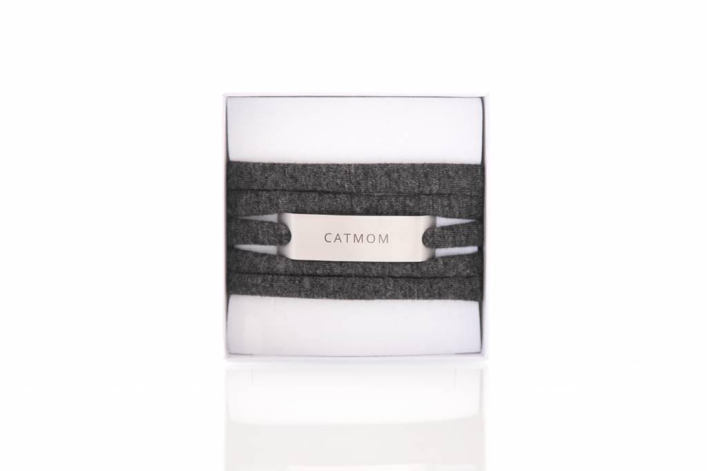 CATMOM - silber