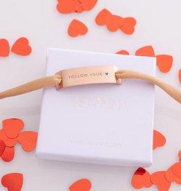 FOLLOW YOUR HEART - rosegolden