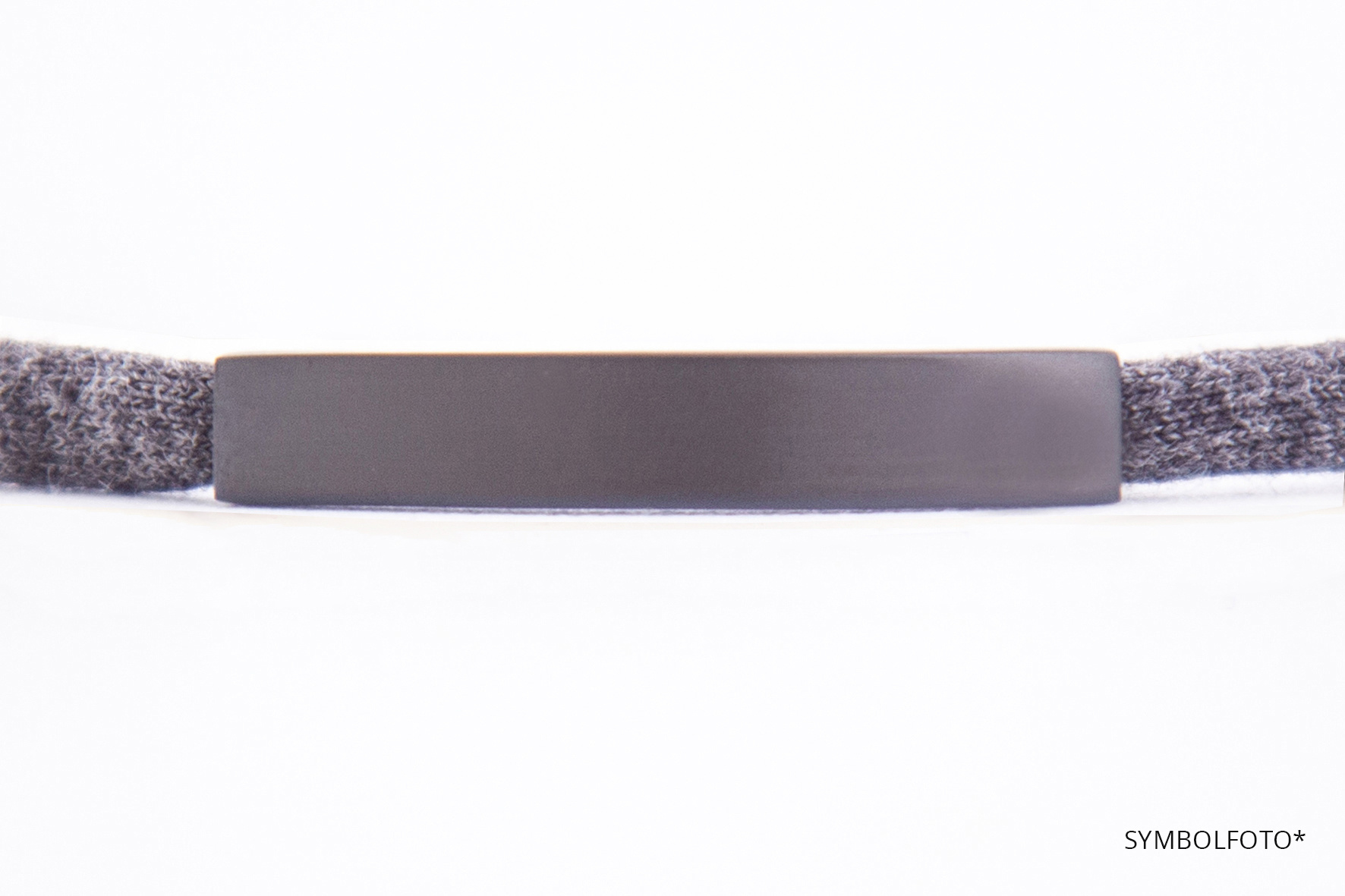 PERSÖNLICHE GRAVUR/ black matt/ N*dividual