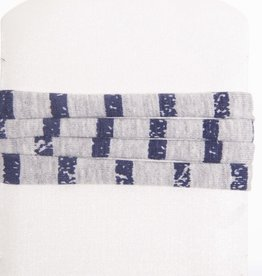 Stripes Grey Blue