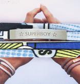 """SUPERBOY"" silber matt / N*dividual"