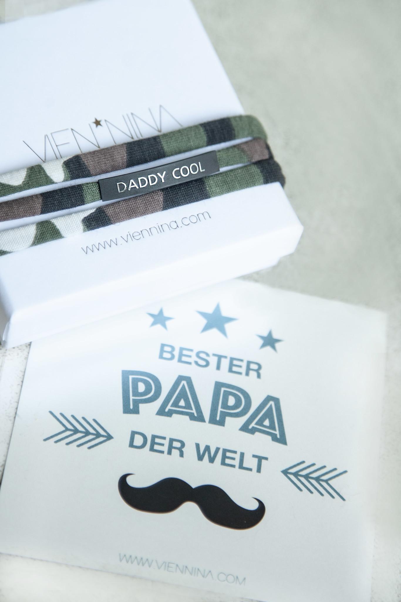 """DADDY COOL"" schwarz matt / N*dividual"