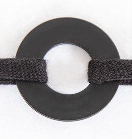 PERSONALIZATION/ BRACELET/ small black matt/ N*FINITY